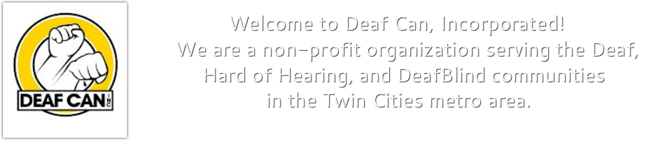 Deaf Can, Inc.